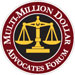 Member of Multi Million Dollars Advocates Forum